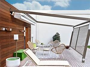 Tips, Minimalist, Modern, House, Terrace, Design