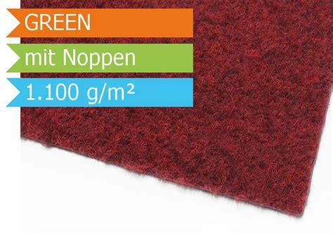 Kunstrasen Für Draußen by Kunstrasen Green Rot Rasenteppich Mit Noppen Vlies