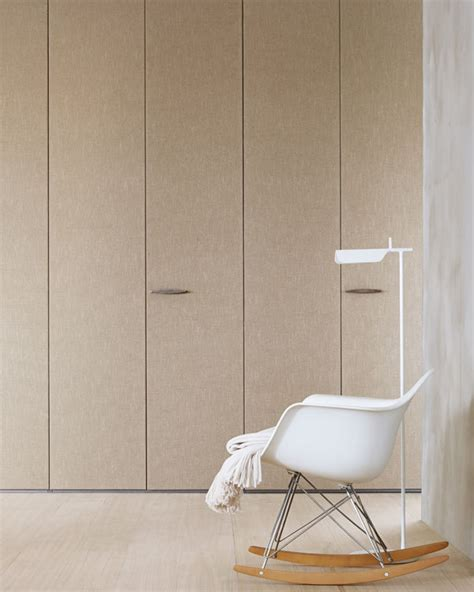 hinged doors model dress covered  removable fabric