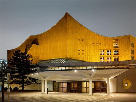 design  fine hans scharoun philharmonie berlin