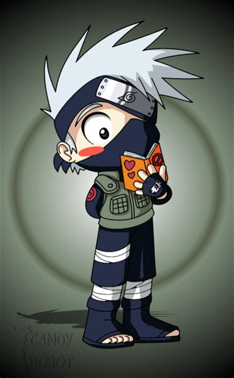 Tons of awesome naruto kakashi wallpapers to download for free. Hatake Kakashi Chibi - 9999 Anime Wallpapers