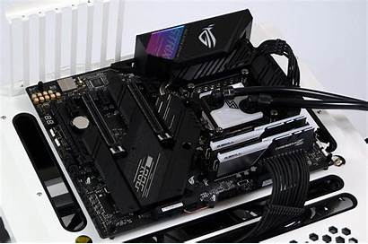 Strix Rog Z490 Asus Gaming Techpowerup Finished