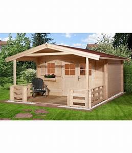 Gartenhaus Mit überdachter Terrasse : weka gartenhaus 111 mit vordach terrasse dehner ~ One.caynefoto.club Haus und Dekorationen
