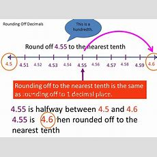 Rounding Off Decimals January 8, Ppt Download
