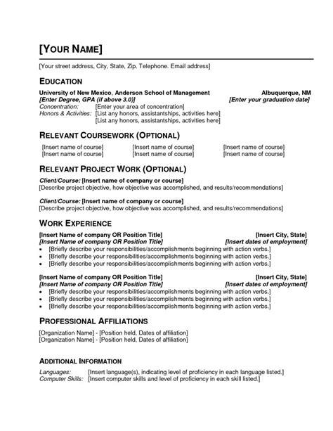 professional resume sles pdf gallery creawizard