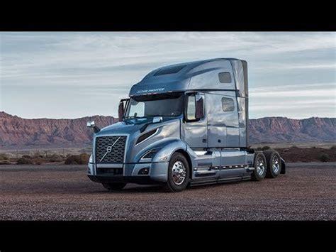 volvo vnl long haul  brand  truck