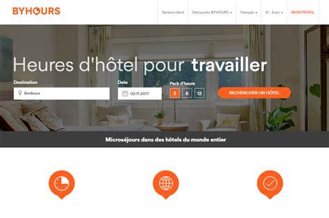 chambre d hotel à l heure byhours des chambres d hôtel à l heure 24h sur 24