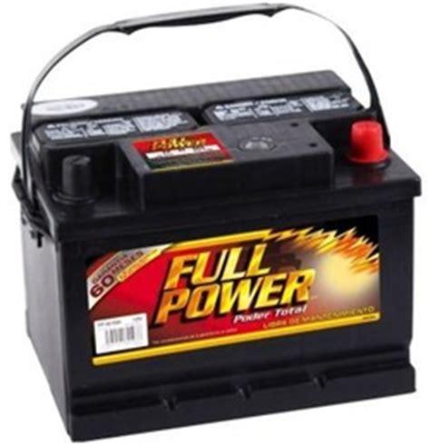 baterias full power baterias  domicilio  horas