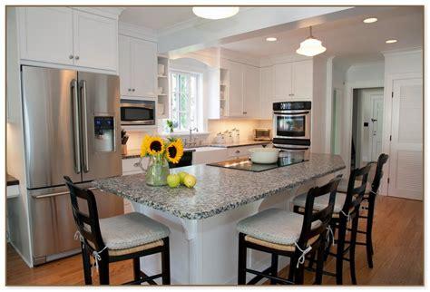 kitchen islands  seating  storage