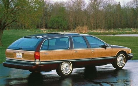 1996 Buick Roadmaster by 1996 Buick Roadmaster Information And Photos Zombiedrive
