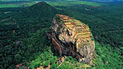 Sigiriya Lanka Sri Wallpapers Wall Background
