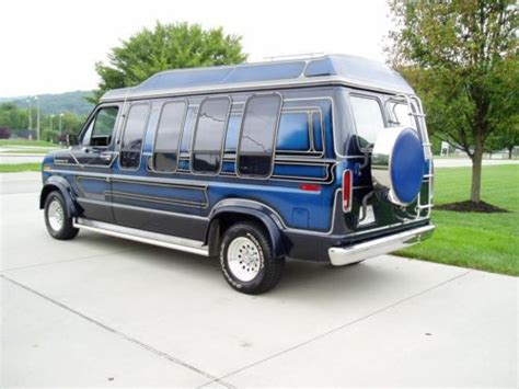 Find Used 1988 Ford E-series Econoline 150 . 36k Miles. 1