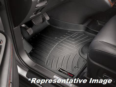 weathertech floor mats lexus rx 350 weathertech floor mats floorliner for lexus rx 350 2007 2009 black