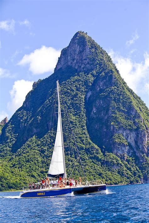 25 Best Ideas About Pitons St Lucia On Pinterest St
