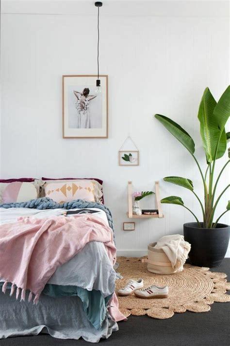 plante verte chambre idées chambre à coucher design en 54 images sur archzine fr