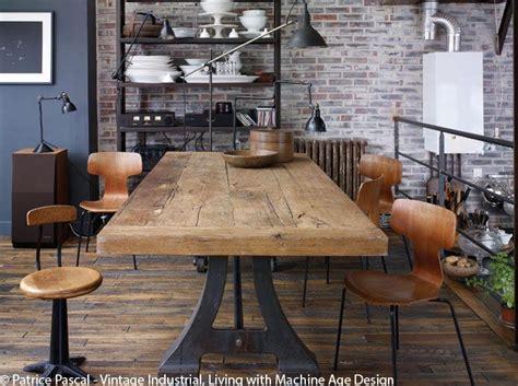 afficher l image d origine deco cuisine sejour vintage d 233 co et industriel