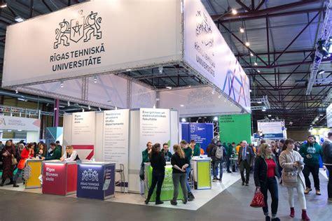 RTU dalība izstādē SKOLA 2020   Rīgas Tehniskā universitāte