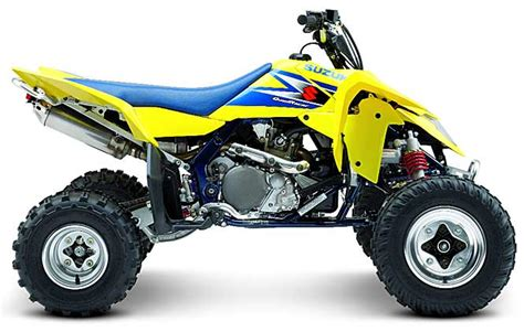 Suzuki Quadracer R450 by New Models 2006 Suzuki Lt R450 Quadracer All New Race