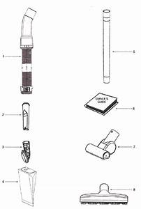 electrolux el5010a parts list and diagram With diagram parts list for model el6989a electroluxparts vacuumparts