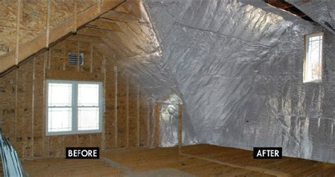 Why You Should Consider a Radiant Barrier   Attic Pro