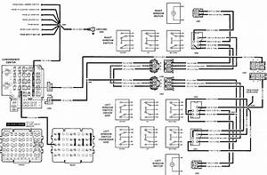 1993 Chevy Silverado Power Window Wiring Diagram