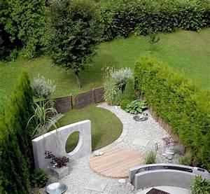 amenager son jardin et terrasse 52 idees pour votre With wonderful amenager son jardin en pente 3 comment avoir un joli jardin en pente jolies idees en