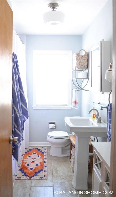 small bathroom ideas clever organizing  design ideas