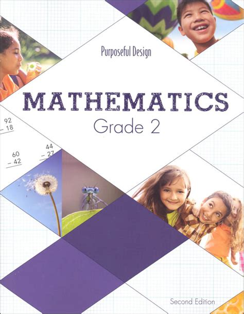 Purposeful Design Math Grade 2 Student 2nd Edition (064787) Details  Rainbow Resource Center, Inc
