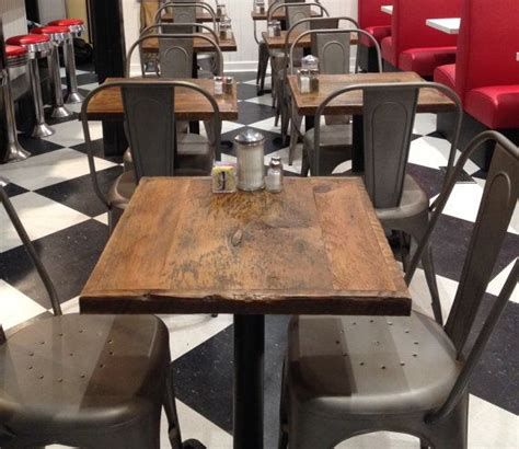best 25 restaurant tables ideas on cafe
