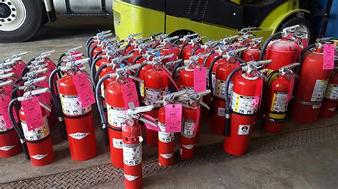 annual fire protection inspections lowv systems