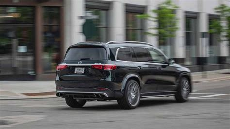There are few things this suv doesn't do well. 2021 Mercedes Benz GLS63 Preview, Price, and Performance in Nigeria
