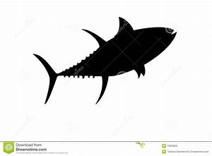 Tuna Fish Illustration Isolate Stock Photography - Image ...