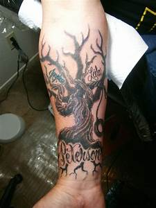 Family Tree Tattoos Designs, Ideas and Meaning   Tattoos ...