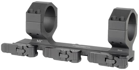 mi qdxdsm qd mm extreme duty scope professional grade quick detach optic mount