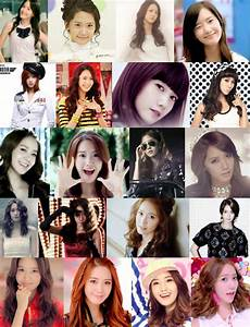 SNSD YoonA 2007-2013: ITNW, Kissing You, Baby Baby, Gee ...