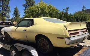 California Dreaming  1971 Amc Javelin Amx Z Code