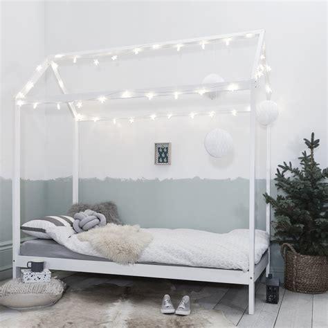 jansen scandinavian single bed frame