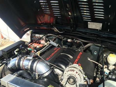 lj jeep wrangler rubicon unlimited ls  conversion