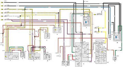 2008 Mazda Demio Wiring Diagram by Ford электрические схемы форд сиерра