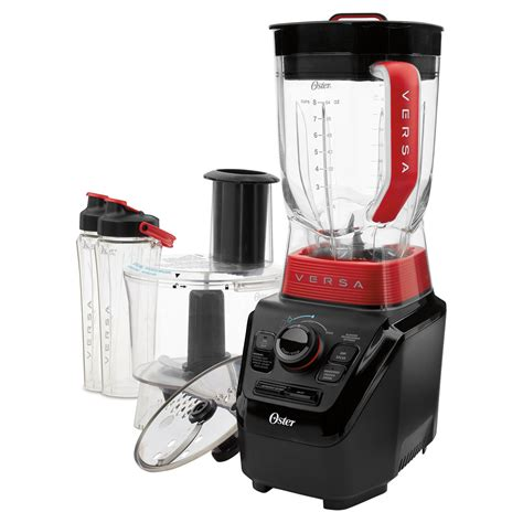 oster 174 versa 174 high speed blender with food processor and