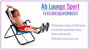Ab Lounge Sport Review 2020  Manual  Assembly  Exercises