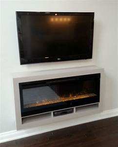 Best images about wall mounted fires on