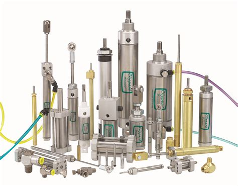 Cylinders & Linear Actuators