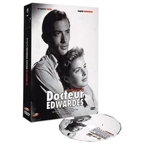 la maison du docteur edwardes dvd zone 2 alfred hitchcock ingrid bergman gregory peck
