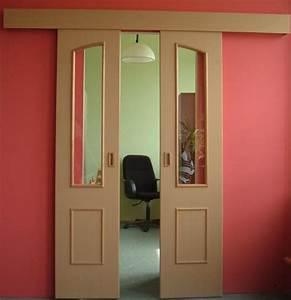 Výroba posuvných dveří