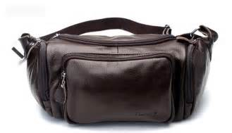 Leather Fanny Packs Men