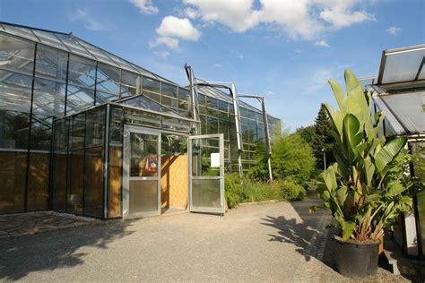 Gewächshaus Botanischer Garten Pankow by Botanischer Garten Chemnitz