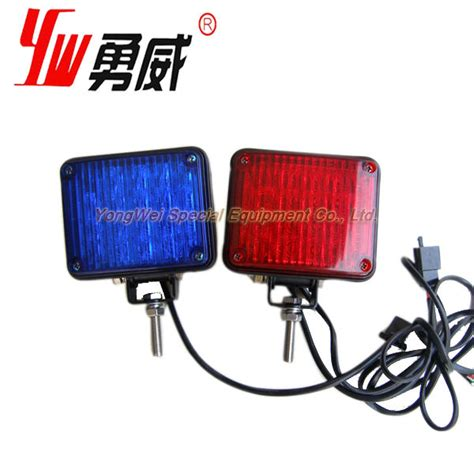 police motorcycle safety lights leds manufacturer of blue and red led strobe emergency head