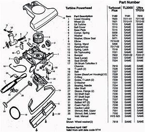 Vacuum Parts  Built In Vacuum Parts