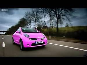 Nissan Micra Cabriolet : pink nissan micra convertible top gear bbc youtube ~ Melissatoandfro.com Idées de Décoration